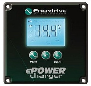 Remote Control For Epower Chargers Enerdrive