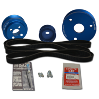 Balmar Pulley Kit, Volvo MD2030