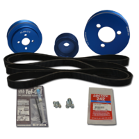 Balmar Pulley Kit, Volvo MD2040