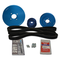 Balmar Pulley Kit, Volvo TDM-22