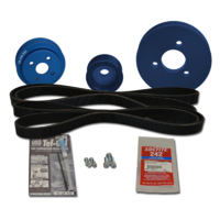 Balmar Pulley Kit, Westerbeke 44A, 44B