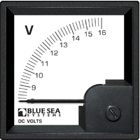 Blue Sea DIN VMtr DC 8–16V