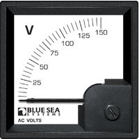 Blue Sea DIN VMtr AC 0–150V