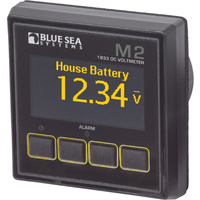 Blue Sea Monitor M2 OLED DC Voltage