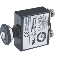 Blue Sea Circuit Breaker Push Button ST 30A
