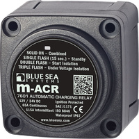 Blue Sea Solenoid M Series 65A 12/24V ACR