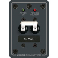 Blue Sea Panel 230VAC Main 16A