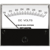 Blue Sea Voltmeter DC 18-32V