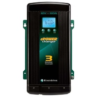 ePOWER 60amp/12v Smart Battery Charger - Enerdrive EN31260