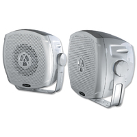 Fusion Marine Outdoor Box Speakers - MS-BX402