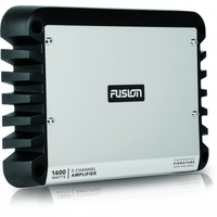 Fusion Signature Series 5 Channel Marine Amplifier - SG-DA51600