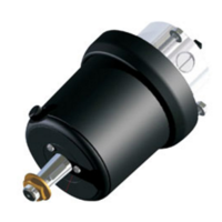 Hydrive Admiral 401 Front Mount Hydraulic Helm Pump - for 1/2 in OD tubing