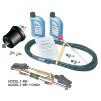 Hydrive Admiral Series Outboard Steering Kit - OBKIT1