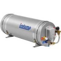 Isotemp 25L Slim Electric Hot Water System with Engine Heat Exchanger and Mixing Valve