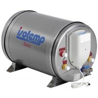 Isotemp 40L Basic Electric Hot Water System with Engine Heat Exchanger and Mixing Valve