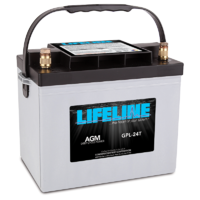Lifeline AGM GPL-24T 12V/80Ah Deep Cycle Battery