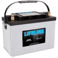 Lifeline AGM GPL-27T 12V/95Ah Deep Cycle Battery