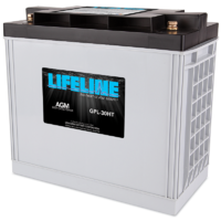 Lifeline AGM GPL-30HT 12V/150Ah Deep Cycle Battery