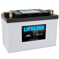 Lifeline AGM GPL-31XT 12V/125Ah Deep Cycle Battery