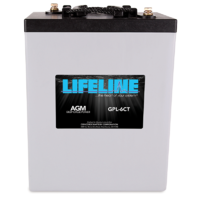Lifeline AGM GPL-6CT 6V/300Ah Deep Cycle Battery