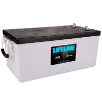 Lifeline AGM GPL-8DA 12V/255Ah Deep Cycle Battery