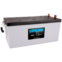 Lifeline AGM GPL-8DL 12V/255Ah Deep Cycle Battery