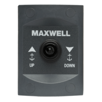 Maxwell Up/Down Helm Switch Panel