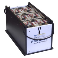 12V 540AH Lithium Ion Battery Pack - PowerTower LBP12V540A