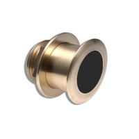 Raymarine Bronze B164-20 D/T 20º 50/200 kHz Low Profile Transducer (DSM30/300 & CP300/370 connect)