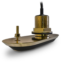 Raymarine RV-200 RealVision 3D Bronze Through Hull Transducer 0 deg, Direct connect to AXIOM (8m cable)