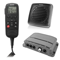 Raymarine Ray260 Fixed Mount VHF with AIS Receiver and Passive Speaker (European Version)