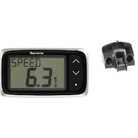 Raymarine i40 Speed Pack, with ST69 Speed/Temp Transom Mount Transducer