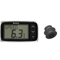 Raymarine i40 Depth Pack, with P7 Depth Through Hull Transducer