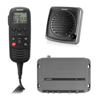 Raymarine Ray260 Fixed Mount VHF with Active Speaker (European Version)