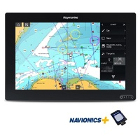 "AXIOM 12, Multi-function 12"" Display with Australia/NZ Navionics+ Chart"