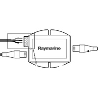 Raymarine Power Over Ethernet Injector
