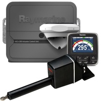 Raymarine Evolution Autopilot with p70s control head, ACU-200, EV1 Sensor Core, EV1 Cabling kit & Type 1 Mechanical Linear drive