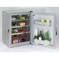 Frigoboat Stainless Steel Fridge - MS 115 IN (Hidden Evaporator)