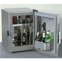 Frigoboat Stainless Steel Fridge - MS 42 IN (Hidden Evaporator)