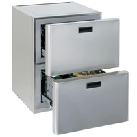 Stainless Steel 2 Drawers Fridge ? Ms115 2D