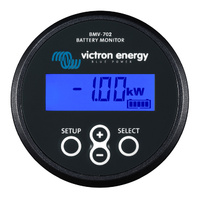 Victron Battery Monitor BMV-702 Black