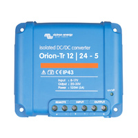 Victron Orion-Tr 12/24-5A (120W) Isolated DC-DC converter