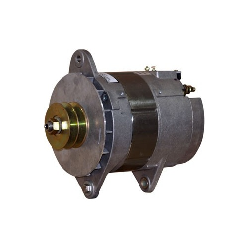 Balmar Alternator, 97EHD Series, 265a, 12v, SaddleMT, 4 inch, DualPul, CaseGrd