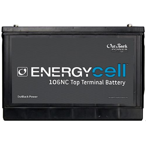 EnergyCell 106NC Nano-Carbon AGM - Group 31