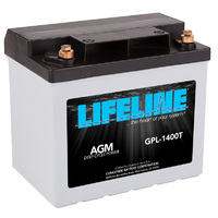 Lifeline - AGM Starting Batteries