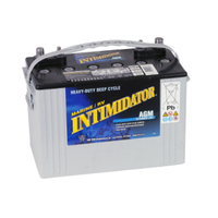 Deka Intimidator - Dual Purpose AGM Batteries