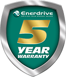 Enerdrive 5 Year Warranty