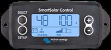 SmartSolar pluggable LCD display