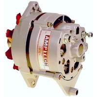 Amptech 12V 160A Large Case Alternator, J180 Mount - L160SE-FG