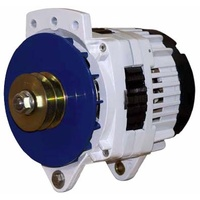 Balmar Alternator, 98 Series, 310a, 12v, SaddleMT, 4 inch, DualPul, IsoGrd, Brushless
